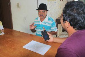 Entrevista na Cabana do Cordel com o poeta Zé Joel